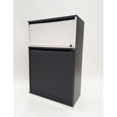 KINNARPS - SZAFA 2P800 ŻALUZJA /1P800
